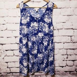 Plus Size Forever 21 summer dress